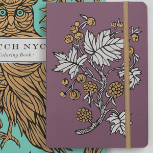 PATCH NYC Gilded Undated Planner sale Galison