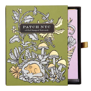 PATCH NYC Greeting Card Assortment Greeting Cards Galison