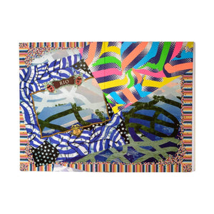 Rio de Janeiro Softcover Notebook Christian Lacroix Notebooks and Journals Christian Lacroix
