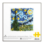 Starry Night Petals 500 Piece Puzzle 500 Piece Puzzles Galison