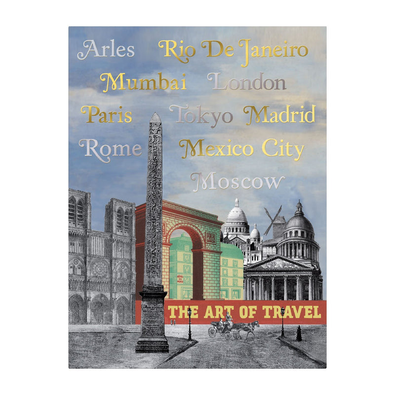 The Art of Travel Postcards Christian Lacroix Boxed Notecards Christian Lacroix