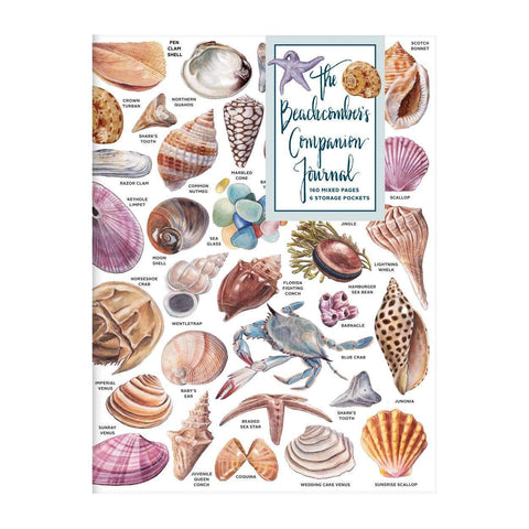 The Beachcomber's Companion Greeting Assortment Notecards