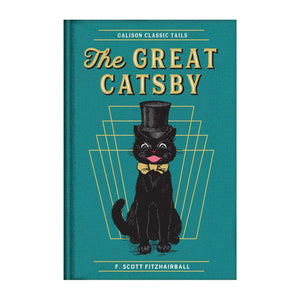 The Great Catsby Book Safe Secret Book Safes Galison