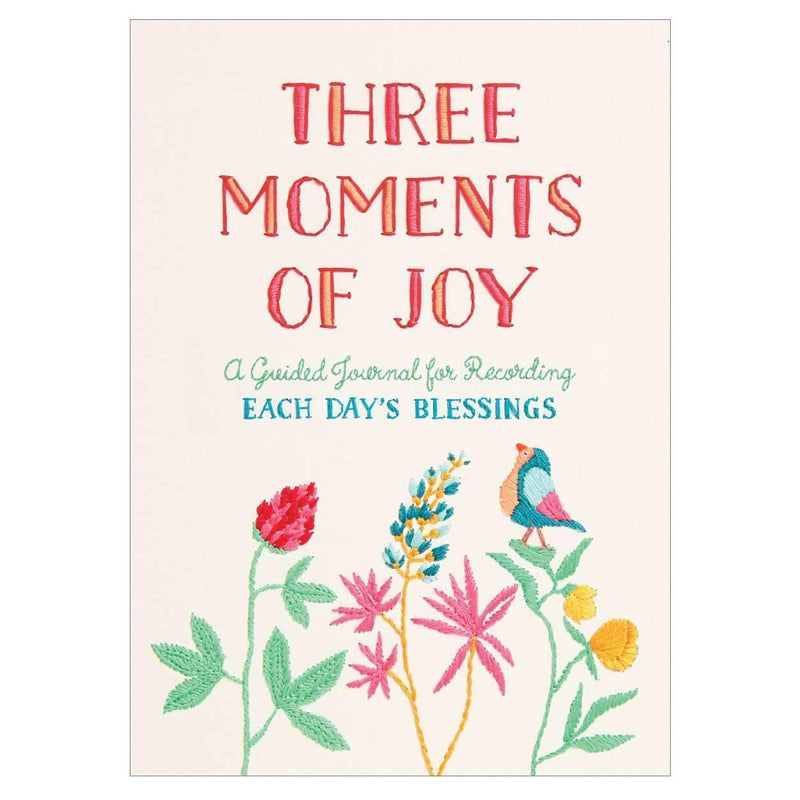 Three Moments Of Joy Guided Activity Journal Journals and Notebooks Galison