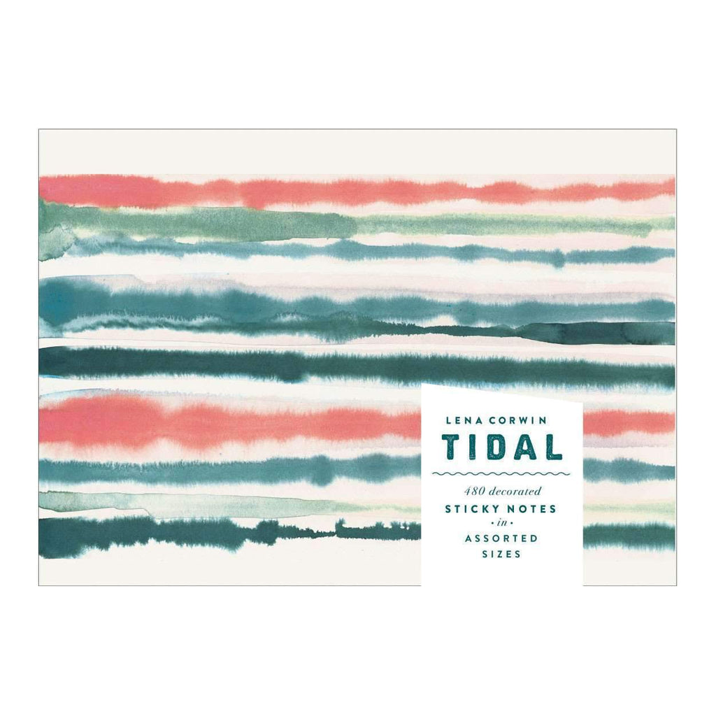 Tidal Sticky Notes Sticky Notes Galison