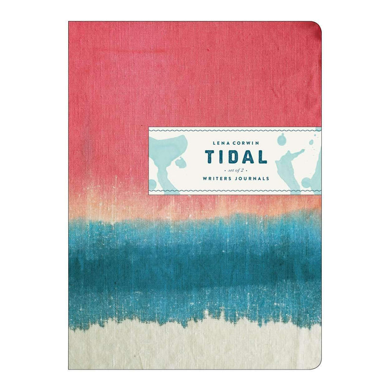 Tidal Writer's Notebook Set Journals and Notebooks Galison