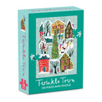 Twinkle Town Mini Puzzle Holiday Mini Puzzles Galison