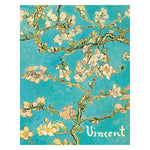 Van Gogh Floral Keepsake Box Note Cards Greeting Cards Galison