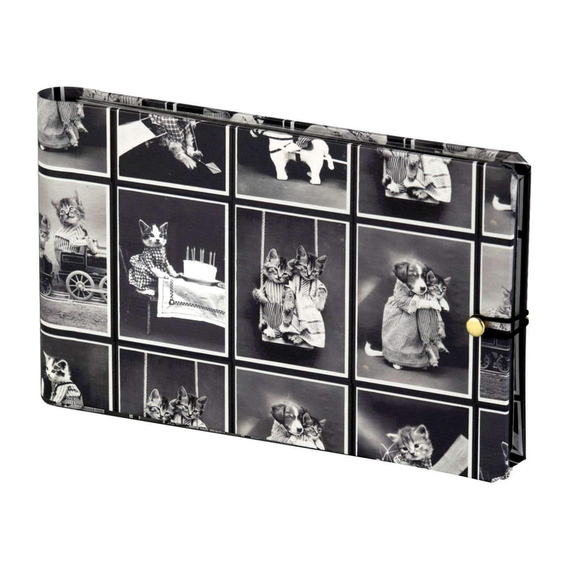 Vintage Cats Photo Album Albums and Guest Books Galison