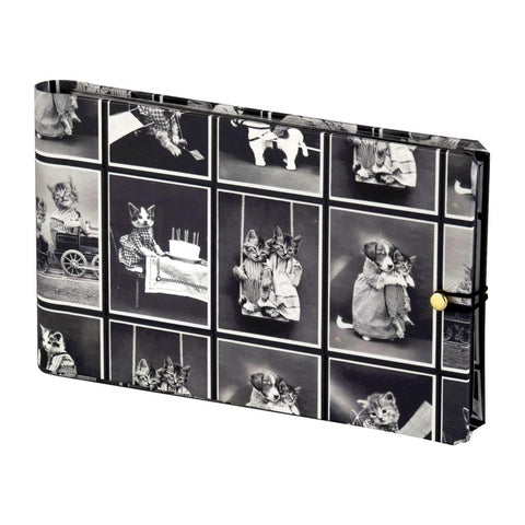 Classic Vintage Camera Photo Album