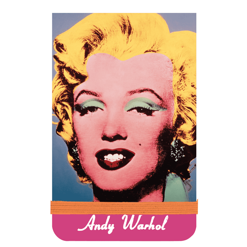 Warhol Marilyn Mini Journal Journals and Notebooks Galison