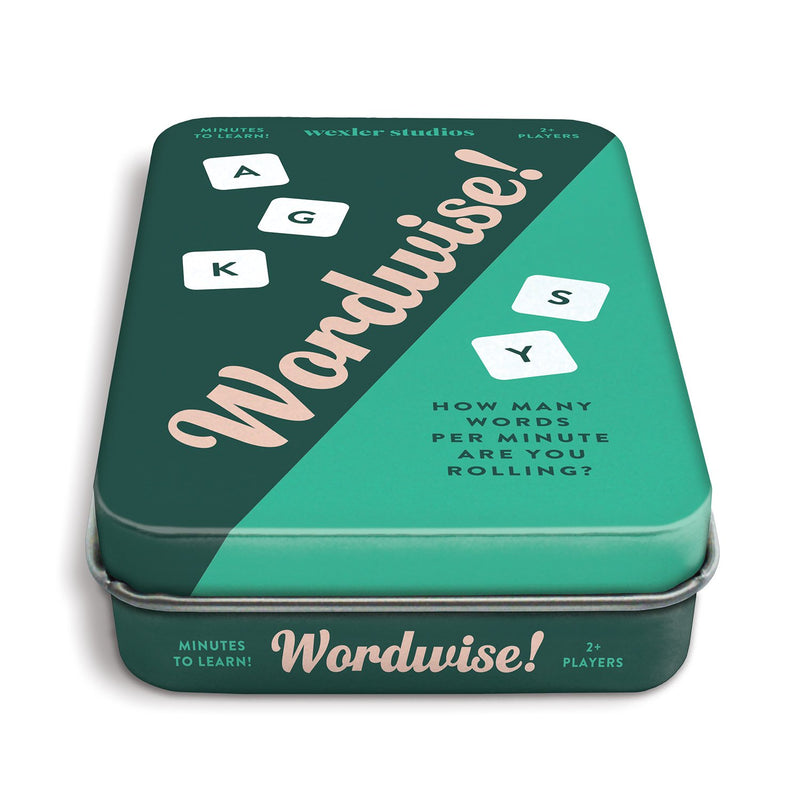 Wordwise! Dice Game Dice Games Wexler Studios Collection