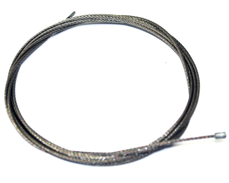 Senzo Stainless Steel Throttle Cable 1.5Mm X 2000Mm