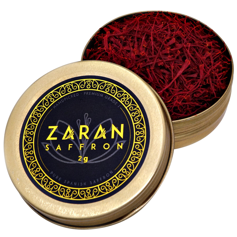Spanish Saffron (2 Grams)