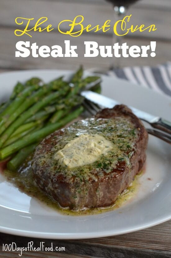 Steak Butter!