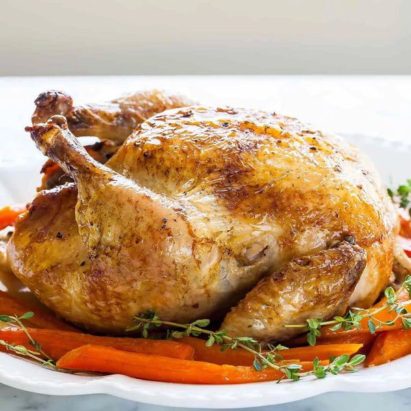 Pastured Whole Chicken Pre-Order (please fill out the form)