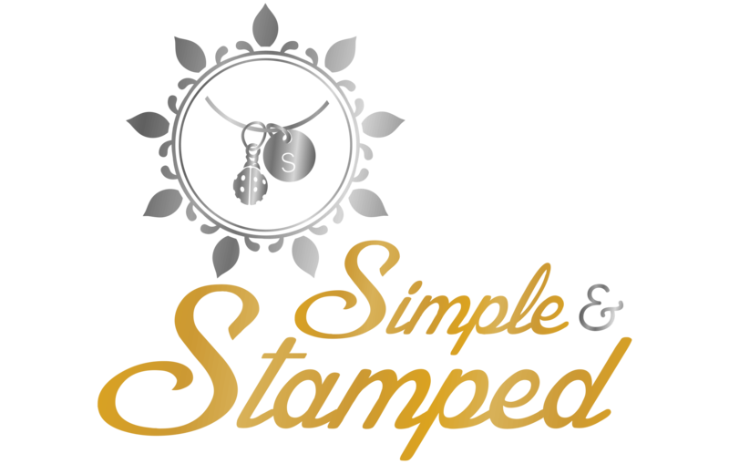 Simple and Stamped logo