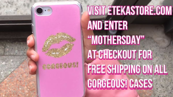 We are celebrating Mothers Day for the entire month of May with free shipping!