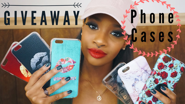 We are proud to sponsor Kym's Phone Case Giveaway!