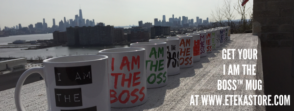 I am the Boss™ Mugs
