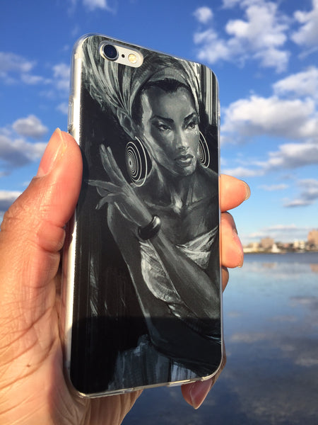 Amina (Rise of the Imamba) iPhone Case (5/5s/Se, 6/6s, 6/6s Plus)