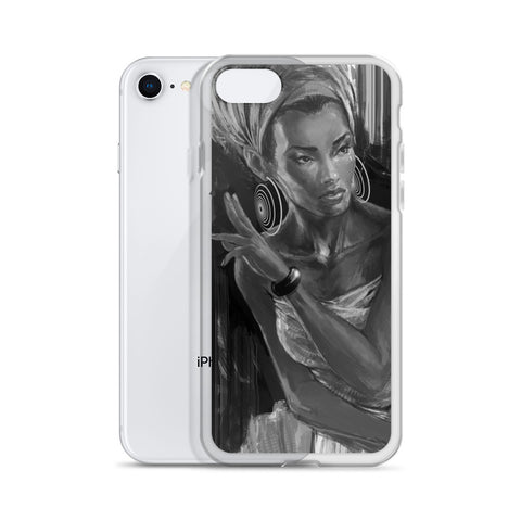 Amina iPhone Case (Rise of the Imamba)
