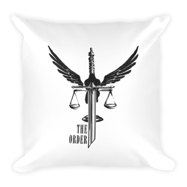 Anansi/Order of Zerachiel Pillow