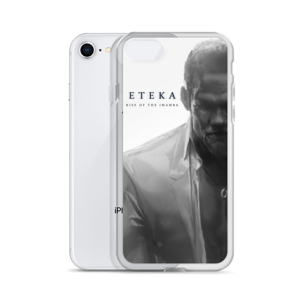 Eteka Rise of the Imamba Original Concept iPhone Case