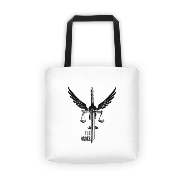 Order of Zerachiel Tote bag