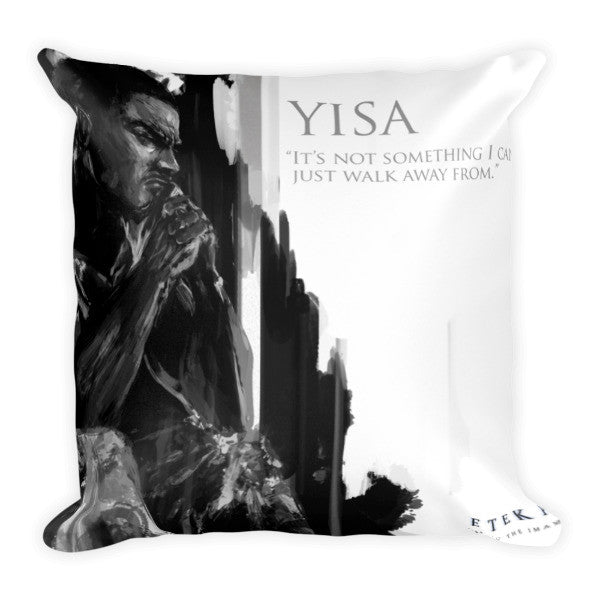 Yisa/Imamba Pillow