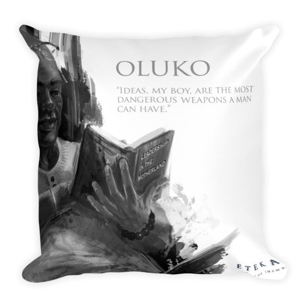 Oluko/Chosen Pillow