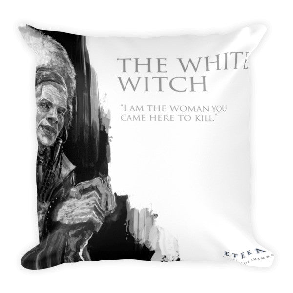 The White Witch/Chosen Pillow