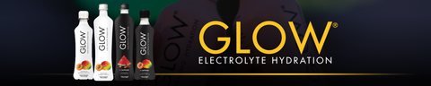 GLOW Sparkling Infused Beverages Electrolyte Hydration