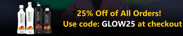 GLOW Electrolyte Hydration Coupon BAnner