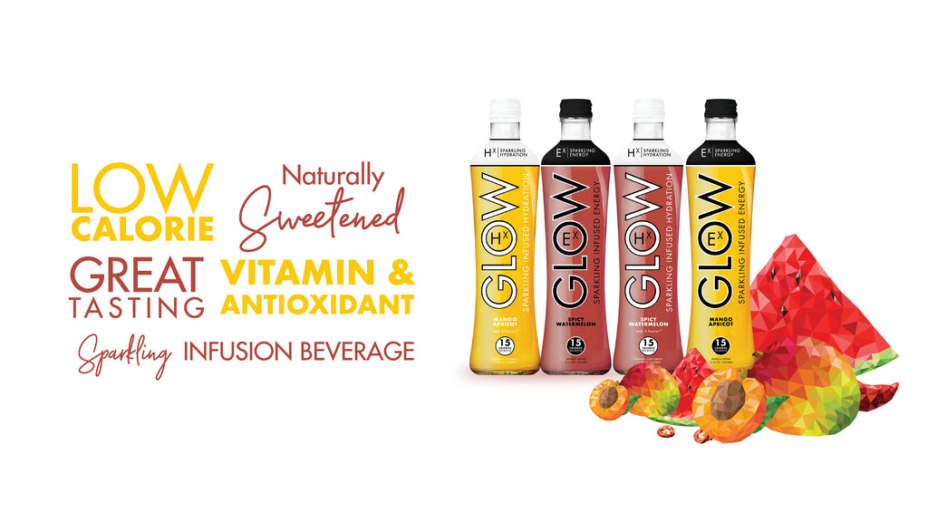 About GLOW Beverages