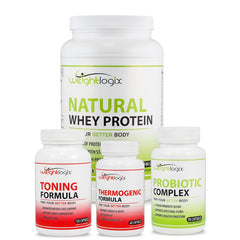 Weight Loss Essentials Program plus Protein