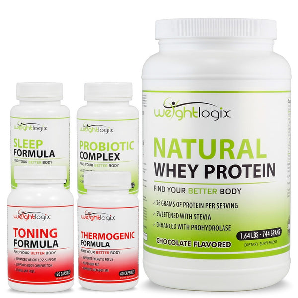 Complete Weight Loss Program plus Protein