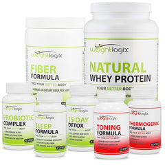 30 Day Jump Start Program plus Protein