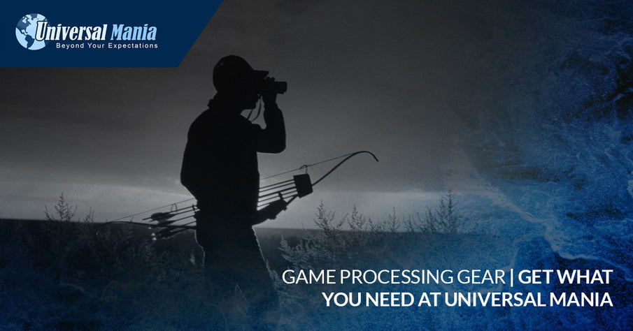 Game Processing Gear | Get What You Need At Universal Mania