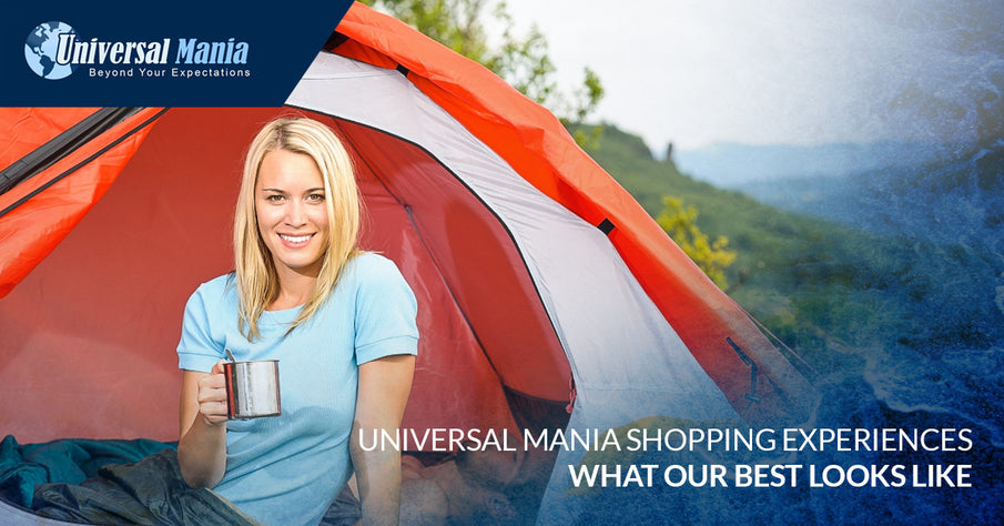 Universal Mania Shopping Experiences | What Our Best Looks Like