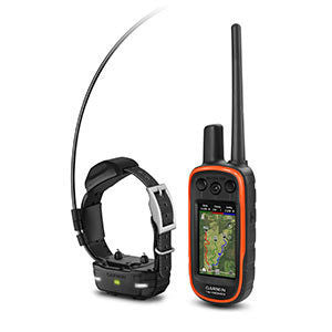 Garmin Alpha 100 and TT15 Mini GPS Tracking Collar Combo