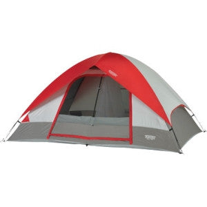 Wenzel Pine Ridge - 2 Room Family Dome Tent