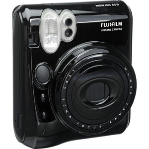 Fujifilm instax mini 50S Instant Print Camera Piano Black