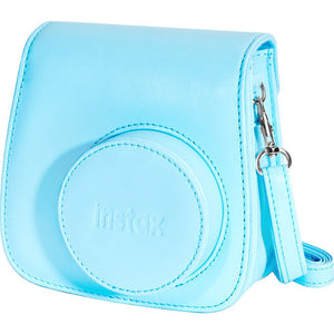 Fujifilm Groovy Camera Case for instax mini 8 Camera Blue