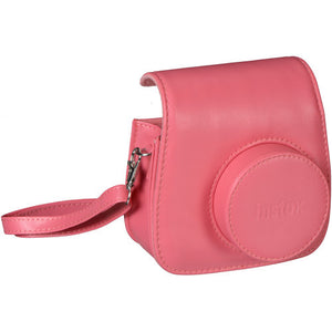 Fujifilm Groovy Case for instax mini 8 Camera Raspberry