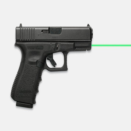 LaserMax Guide Rod Mounted Green Laser for Glock 19/23/32/38