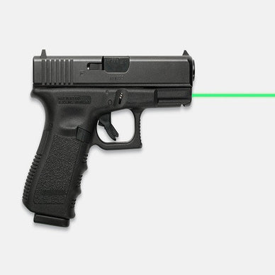 LaserMax Guide Rod Green Laser Sight for Glock 22/35