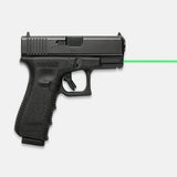LaserMax Guide Rod Mounted Green Laser for Glock 19