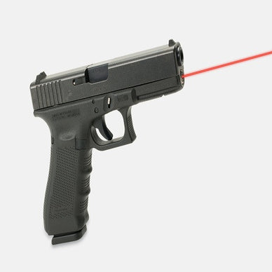 LaserMax Rod Mounted Red Laser Sight for Generation 4 Glock 23