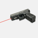 LaserMax Guide Rod Mounted Red Laser for Glock 19
